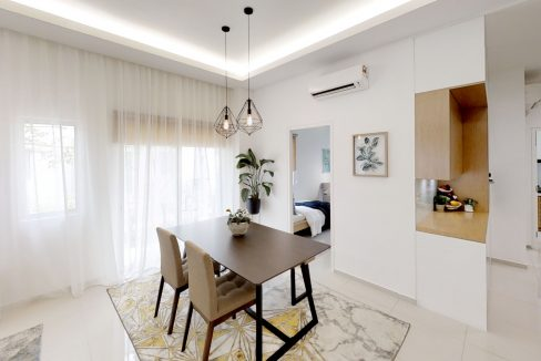 Casawood-Cybersouth-2-Storey-Terrace-V2-Dining-Room