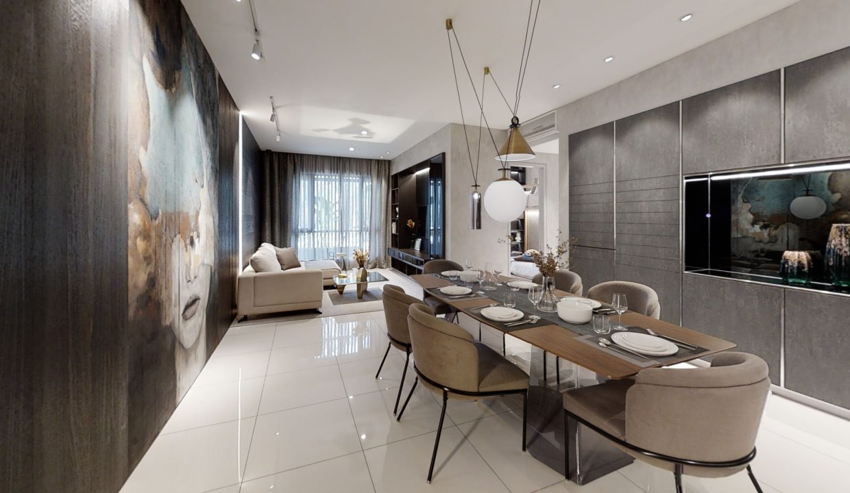 EMERALD-9-SERVICED-RESIDENCE-1050-SF-Dining-Room